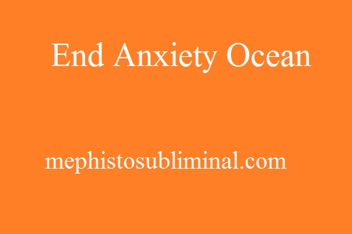 Anxiety Relief Subliminal Mp3